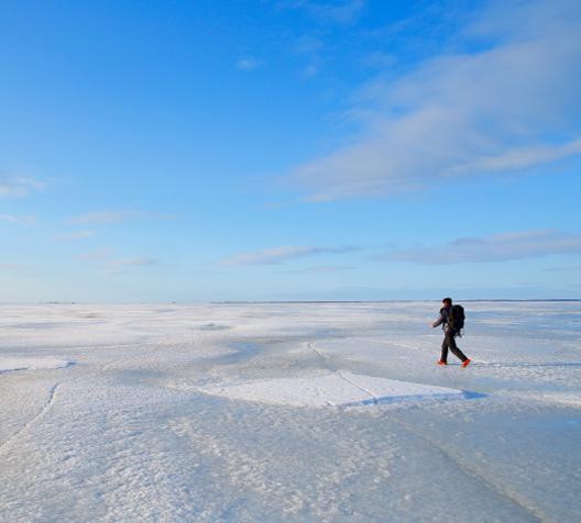 Betsukai Hyoheisen (Ice Horizon)