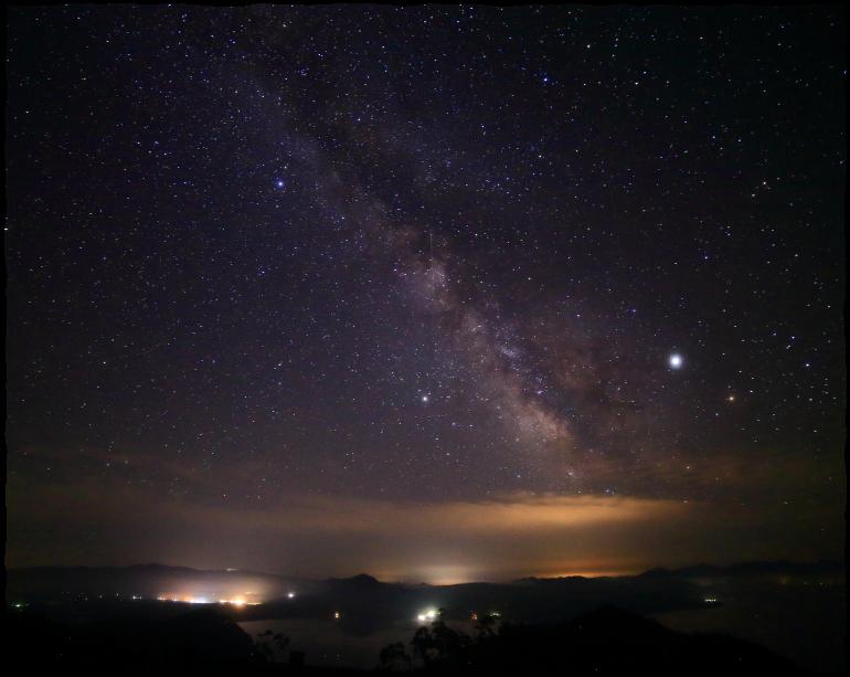 最高の星を見に行こう!摩周湖星紀行