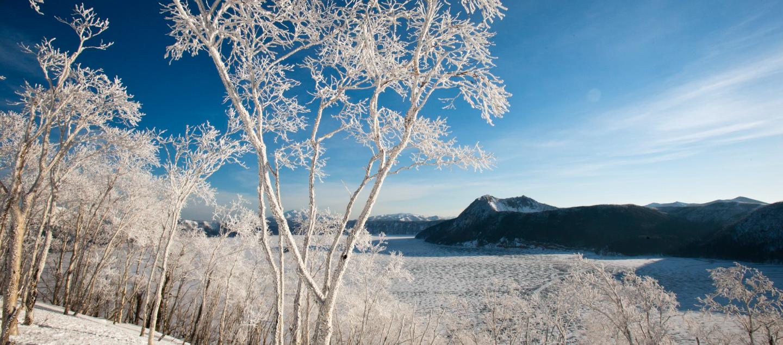 満ちるエナジー 満ちる星々・満ちる源泉 摩周湖・川湯温泉 冬の体験・ツアー