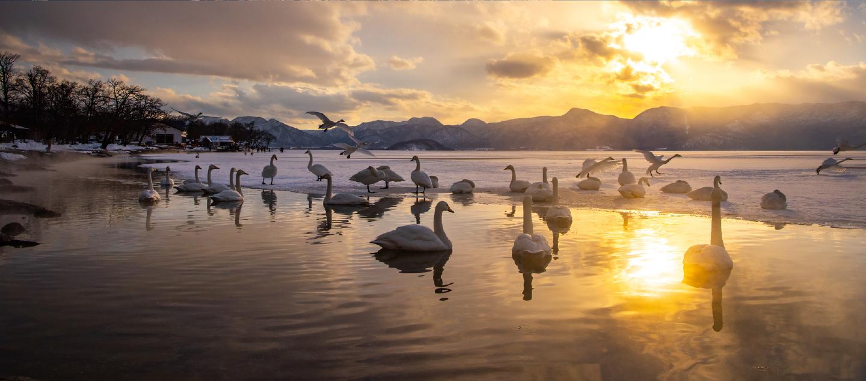 Ovrewheiming Energy Full Stars, Plentiful Hot Springs Lake Mashu - Kawayu Onsen Hot Springs Experience and Tour the Winter