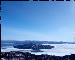 日本有数の絶景峠、美幌峠