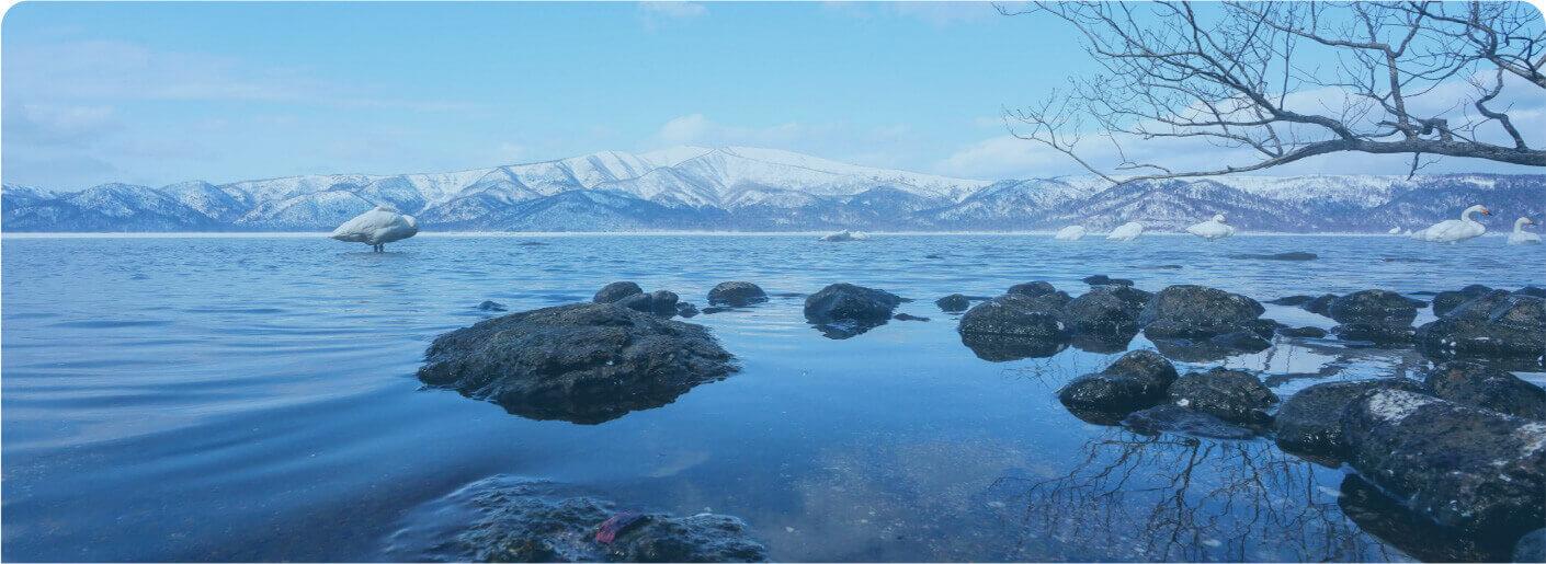 新千歳と阿寒湖を結ぶ ※復路は札幌まで あかん湖エクスプレス