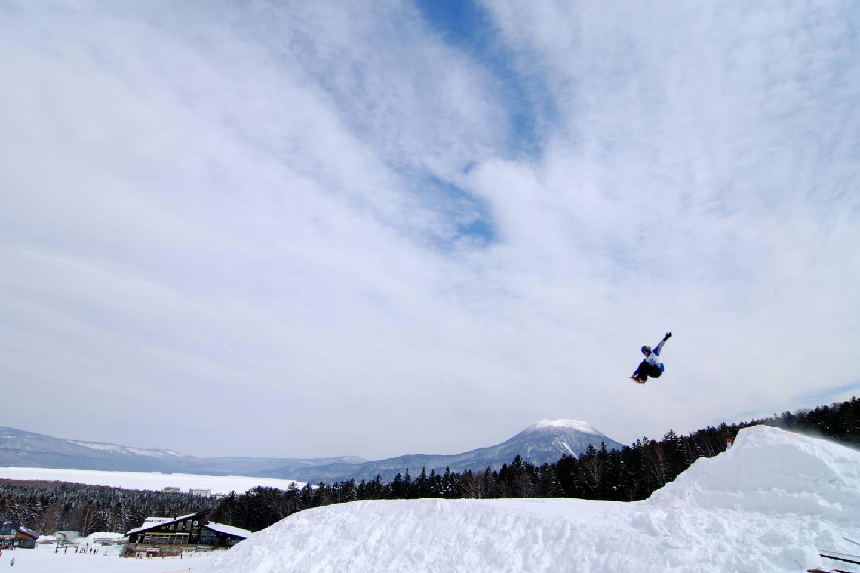 国設阿寒湖畔スキー場