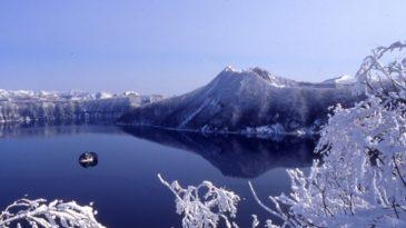 【札幌発着】層雲峡・知床・十勝川温泉 おーろら号乗船 ひがし北海道周遊4日間
