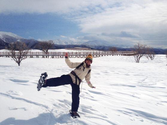 知床の大自然を満喫♪知床五湖スノーシューイング[ 冬 ]
