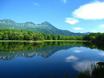 カムイワッカと知床五湖ツアー