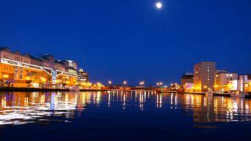 ナイトクルーズ ~釧路の夜景と星空を堪能~【SEA CRANE(シークレイン)】