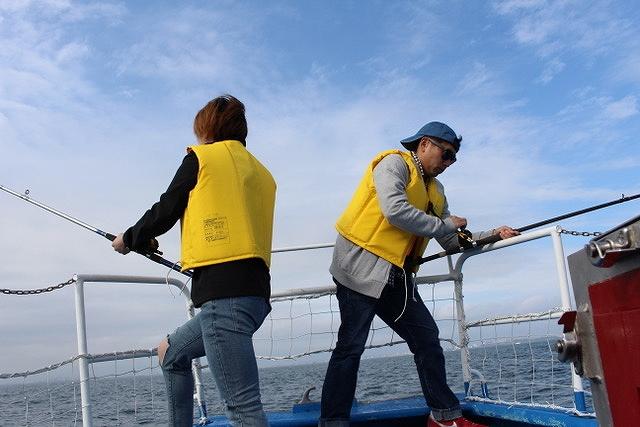 ピクニッククルーズ【SEA CRANE(シークレイン)】