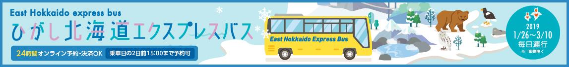 エクスプレスバス冬