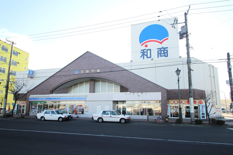 和商市場 ー 道東の海の幸と勝手丼が人気の市場|釧路駅そば