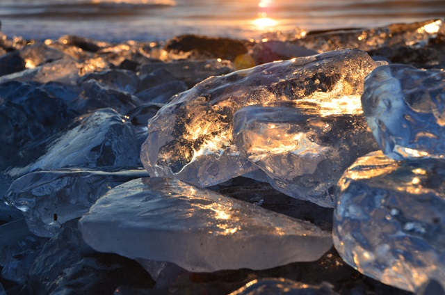 The Jewelry Ice of Toyokoro-cho