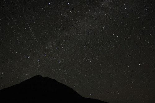 夜空の星たちを見に行こう~知床スター&ムーンウォッチング~