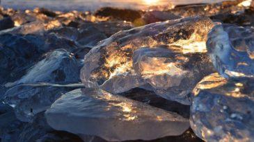 氷の芸術!ジュエリーアイス見学 タクシープラン【帯広・十勝川温泉発着】