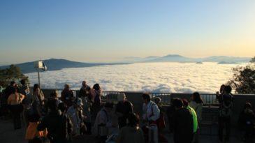 【ウトロ発阿寒行】秋のひがし北海道エクスプレスバスで行く!屈斜路湖畔で宿泊&絶景の雲海ツアープラン